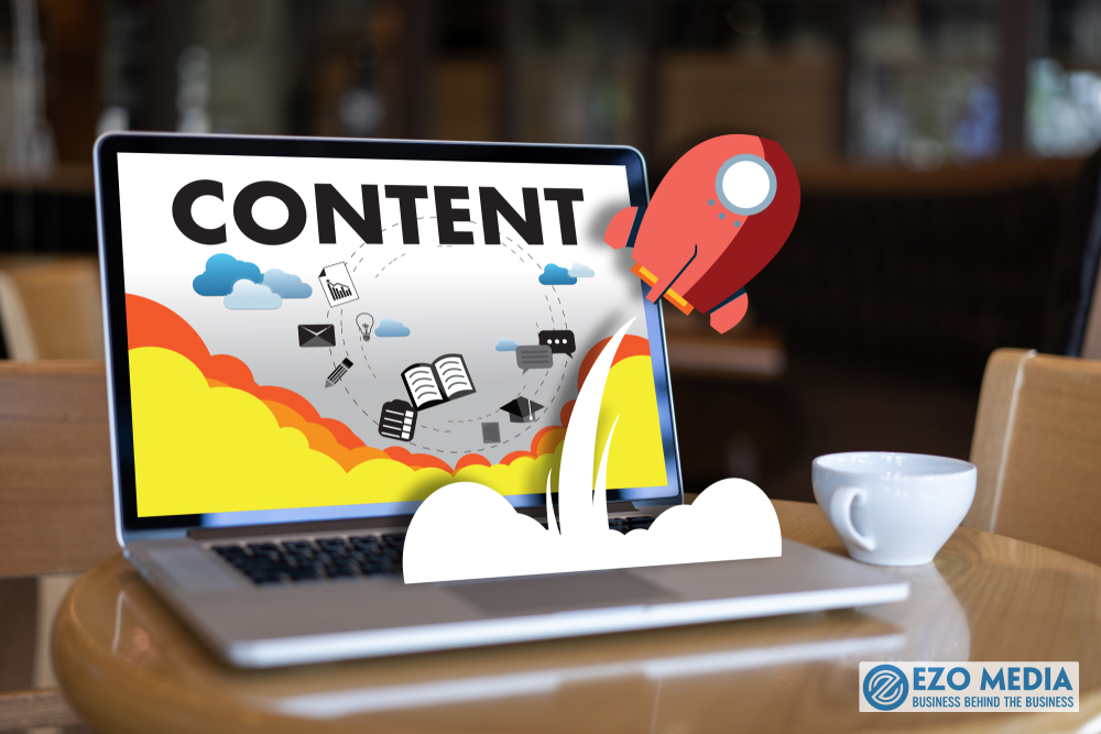 Nội dung online nay trở thành mồi câu thu hút được không ít sự chú ý từ khách hàng. Ảnh: ShutterStock