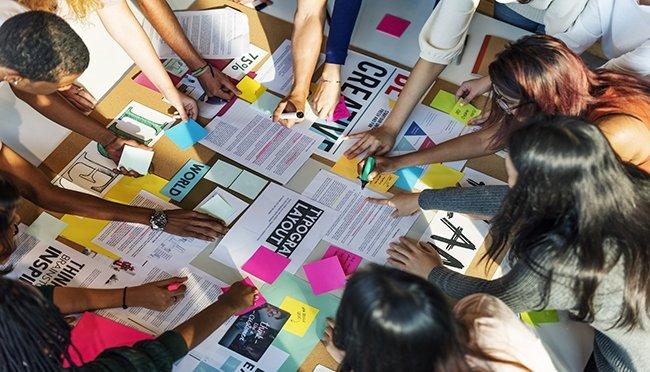 9 cách khơi lại lửa sáng tạo cho team marketing
