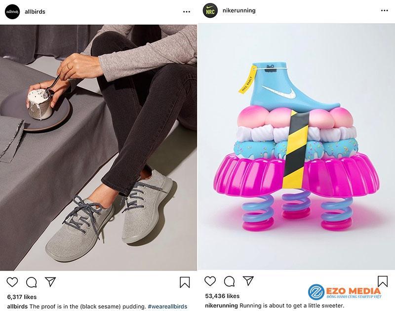 Có thể bạn chưa biết các thương hiệu lifestyle online nhìn giống nhau? 1