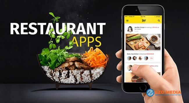 Thành công của thương hiệu ẩm thực bắt đầu từ chiếc điện thoại di động 1