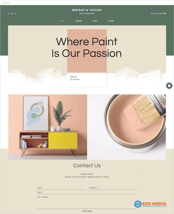 Năm 2019 website của bạn sẽ nổi bật với 8 xu hướng thiết kế mới 4